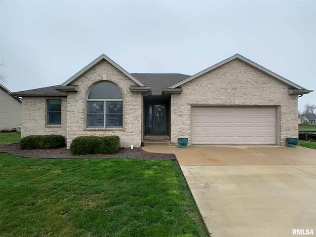 145 Blue Springs Drive, Sherman, IL 62684 (#CA998873) :: Killebrew - Real Estate Group