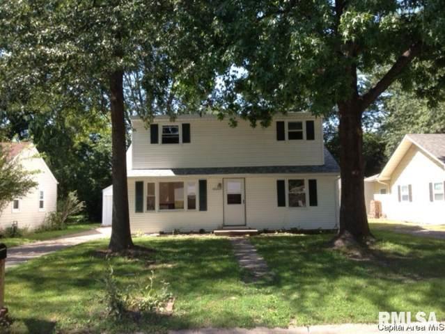 3321 Mars Avenue, Springfield, IL 62707 (#CA998874) :: Killebrew - Real Estate Group