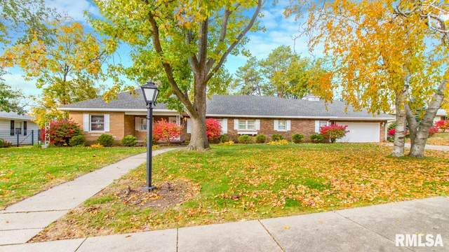 3807 N Evergreen Court, Peoria, IL 61614 (#PA1213860) :: The Bryson Smith Team