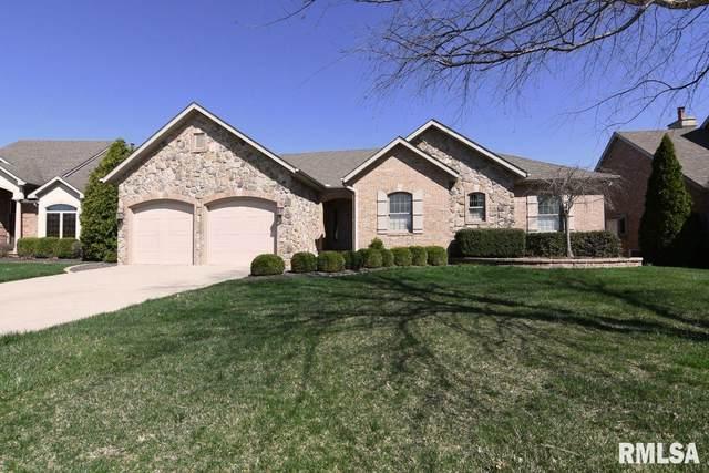 3109 Ironhill Drive, Springfield, IL 62711 (#CA998891) :: Paramount Homes QC