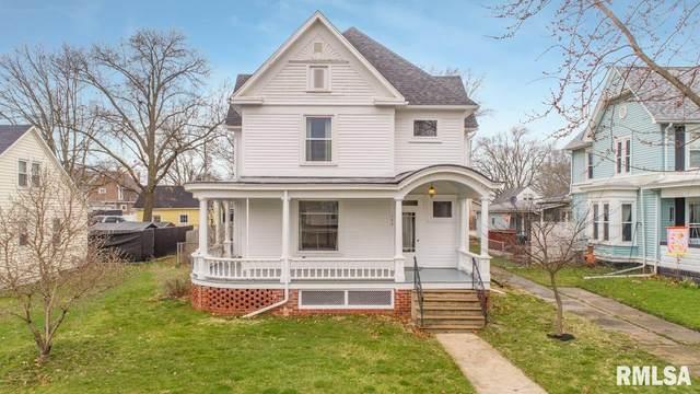 308 N Magnolia Street, Elmwood, IL 61529 (#PA1213873) :: Adam Merrick Real Estate