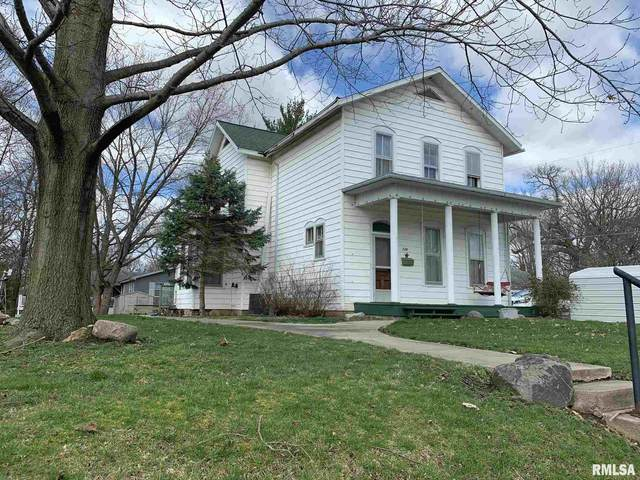 528 N Main Street, Lewistown, IL 61542 (#PA1213878) :: The Bryson Smith Team