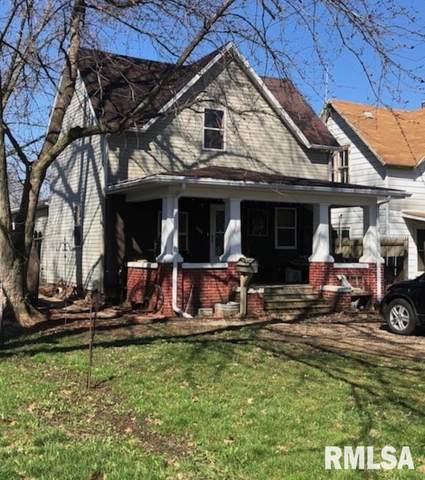 448 S Avenue B Avenue B, Canton, IL 61520 (#PA1213881) :: The Bryson Smith Team