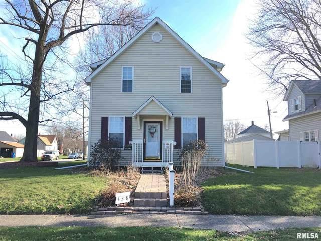 438 18TH Avenue, Moline, IL 61265 (#QC4210387) :: Paramount Homes QC