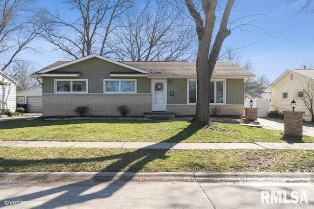 3602 37TH Street, Moline, IL 61265 (#QC4210389) :: Paramount Homes QC