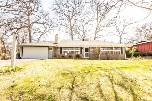 1734 E Maple Ridge Drive, Peoria, IL 61614 (#PA1213899) :: Killebrew - Real Estate Group