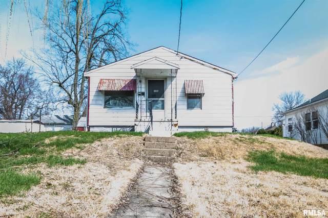 1407 E Tripp Avenue, Peoria, IL 61603 (#PA1213916) :: Killebrew - Real Estate Group