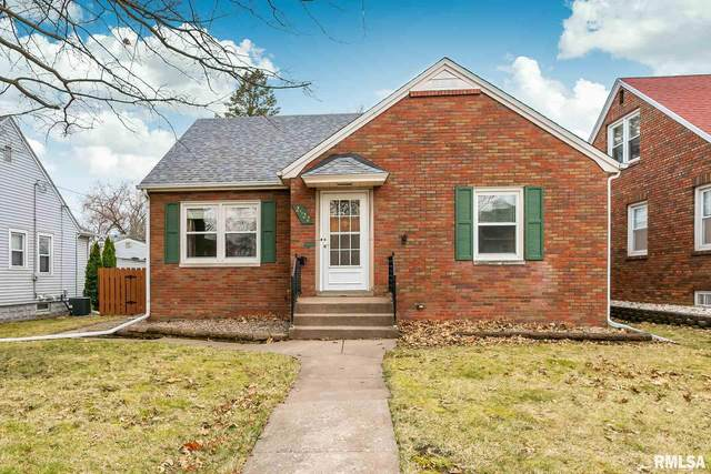2522 Wilkes Avenue, Davenport, IA 52804 (#QC4210427) :: Paramount Homes QC