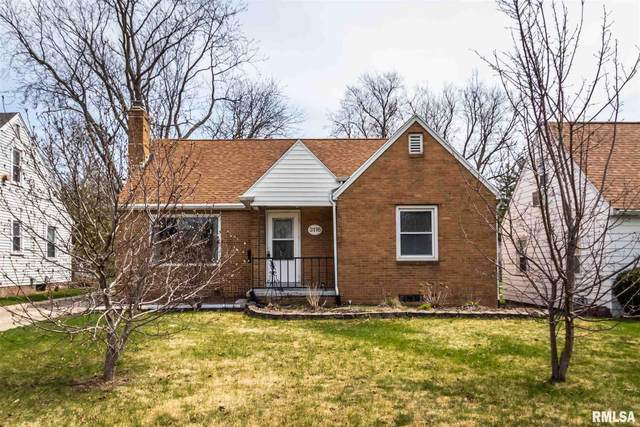 3116 N Avalon Place, Peoria, IL 61604 (#PA1213925) :: Adam Merrick Real Estate