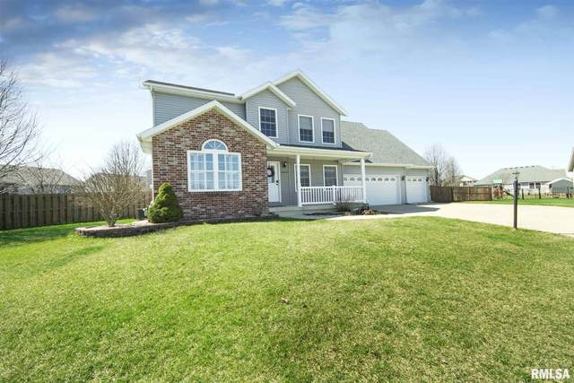 4008 W Fall Leaf Court, Dunlap, IL 61525 (#PA1213929) :: Adam Merrick Real Estate