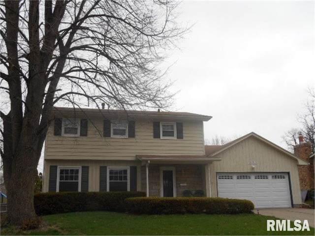 2326 E 29TH Street, Davenport, IA 52803 (#QC4210437) :: Paramount Homes QC