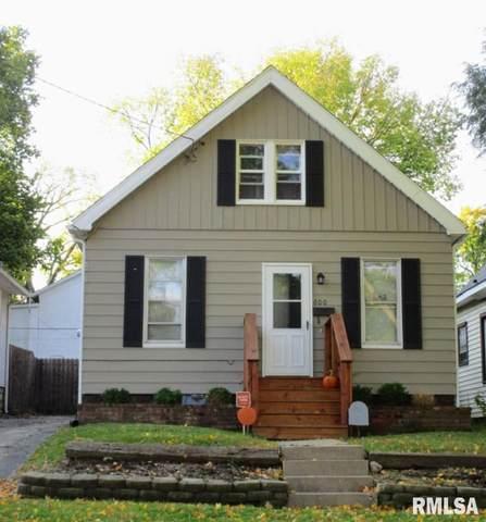 600 E Maywood Avenue, Peoria, IL 61603 (#PA1213943) :: RE/MAX Preferred Choice