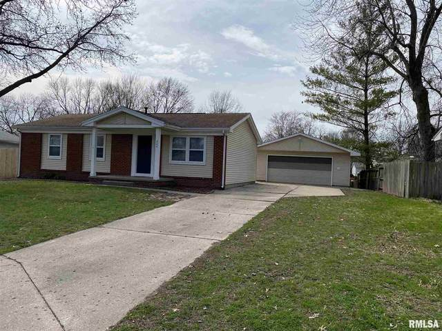 204 Stutely Lane, Springfield, IL 62704 (#CA998948) :: RE/MAX Preferred Choice