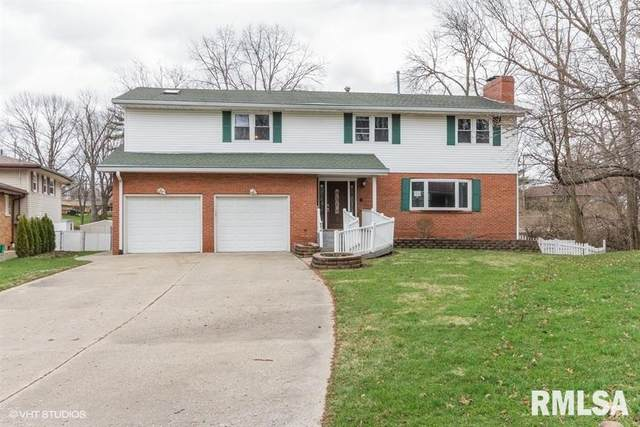 4216 N Patricia Court, Peoria, IL 61614 (#PA1213956) :: Adam Merrick Real Estate
