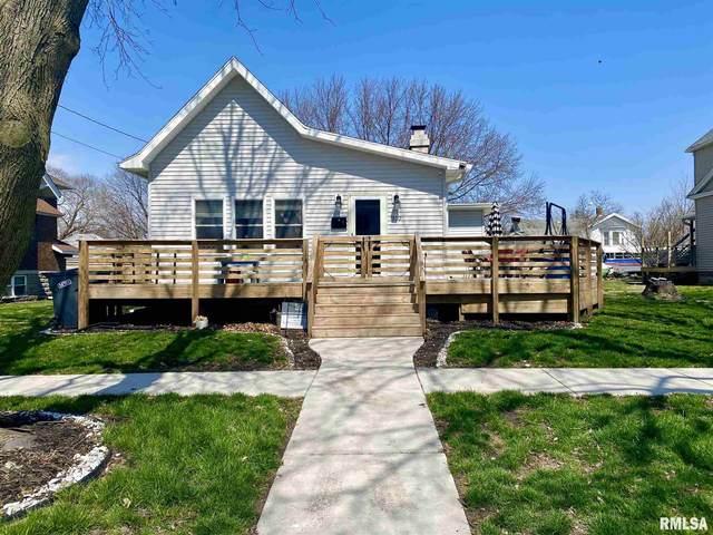 310 W 4TH Avenue, Monmouth, IL 61462 (#CA998954) :: Adam Merrick Real Estate