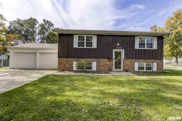1859 Camden Street, Springfield, IL 62702 (#CA998955) :: Killebrew - Real Estate Group