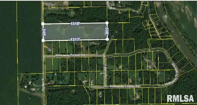 0 Ogden Road, Petersburg, IL 62675 (#CA998960) :: Killebrew - Real Estate Group