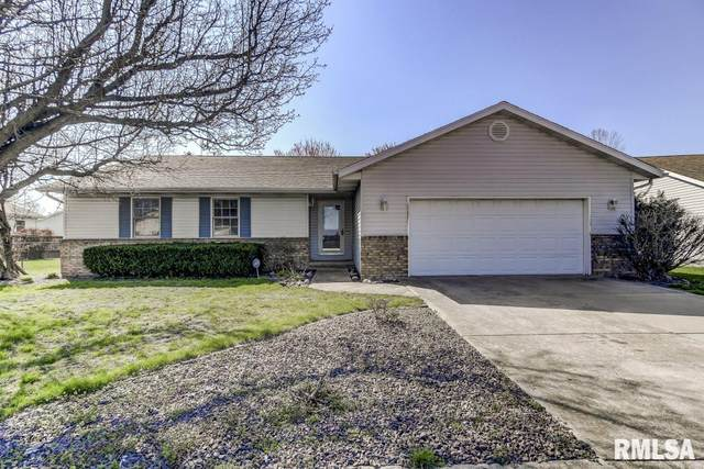 4301 Russell Drive, Springfield, IL 62703 (#CA998963) :: Killebrew - Real Estate Group