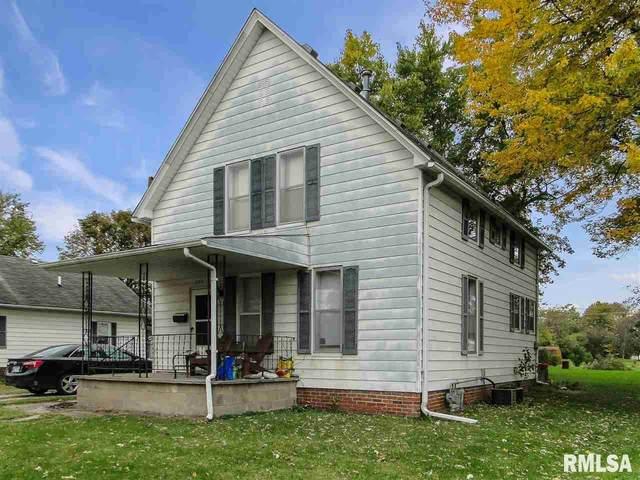422 N Pearl Street, Macomb, IL 61455 (#PA1213979) :: Killebrew - Real Estate Group