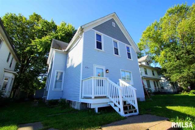 721 W Locust Street, Davenport, IA 52804 (#QC4210500) :: Killebrew - Real Estate Group