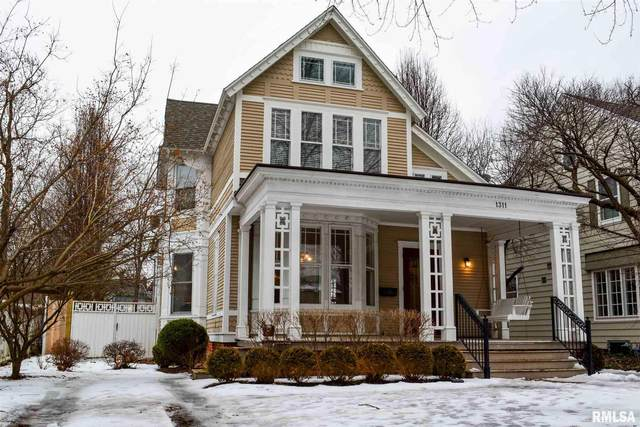 1311 W Moss Avenue, Peoria, IL 61606 (#PA1213986) :: Killebrew - Real Estate Group