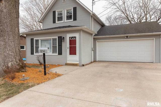 814 42ND Street, Moline, IL 61265 (#QC4210504) :: The Bryson Smith Team