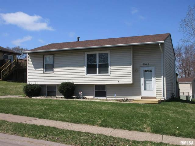 5536 N Linwood Avenue, Davenport, IA 52806 (#QC4210519) :: Paramount Homes QC