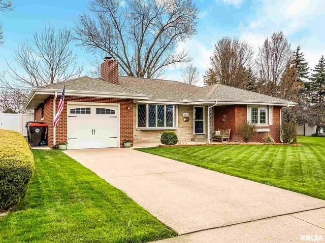1216 W Stratford Drive, Peoria, IL 61614 (#PA1213997) :: Paramount Homes QC
