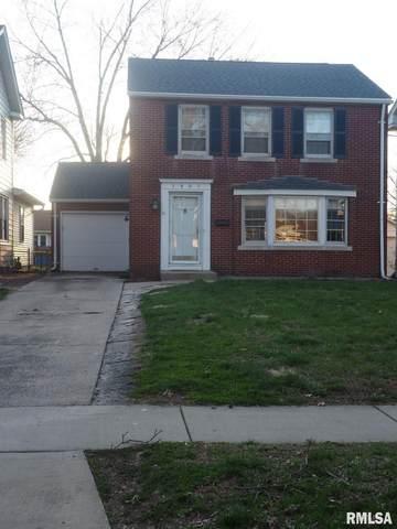 1807 S Glenwood Avenue, Springfield, IL 62704 (#CA999029) :: The Bryson Smith Team