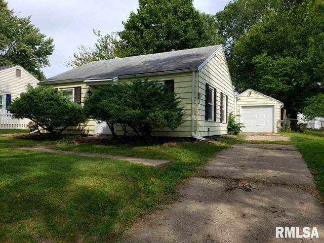 5020 N Longview Place, Peoria Heights, IL 61616 (#PA1214138) :: Killebrew - Real Estate Group