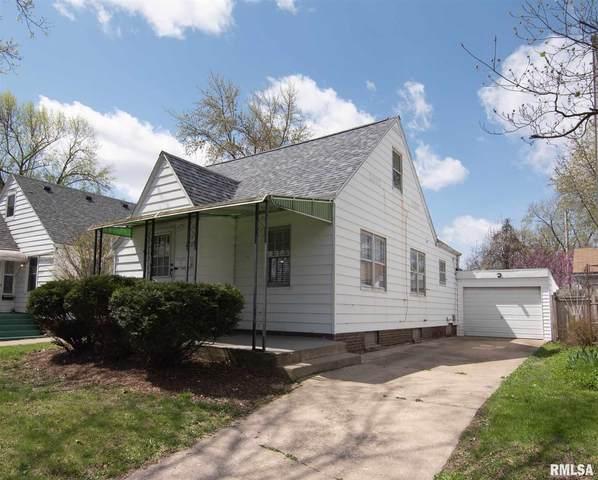 2623 S 8TH Street, Springfield, IL 62703 (#CA999138) :: Killebrew - Real Estate Group