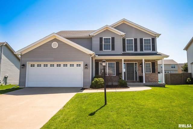 3918 W Hearthwood Drive, Dunlap, IL 61525 (#PA1214295) :: Paramount Homes QC