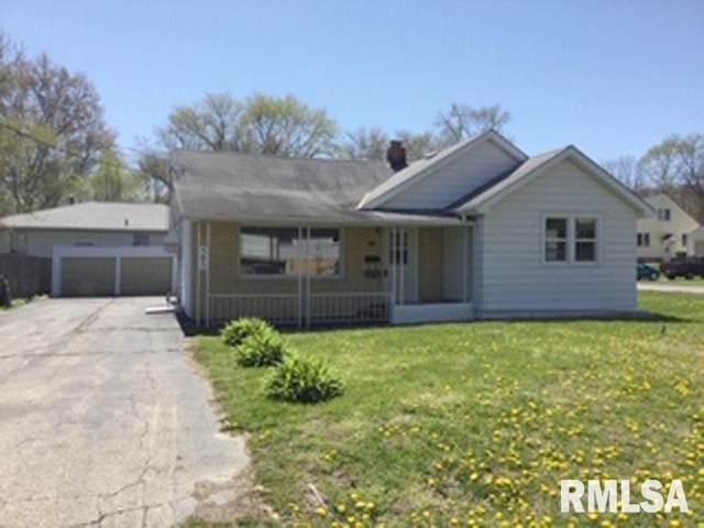 505 Beacon Street, Peoria, IL 61603 (#PA1214359) :: RE/MAX Preferred Choice