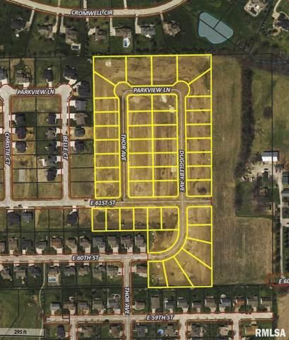 6127 Thor Avenue, Davenport, IA 52807 (#QC4210947) :: Adam Merrick Real Estate