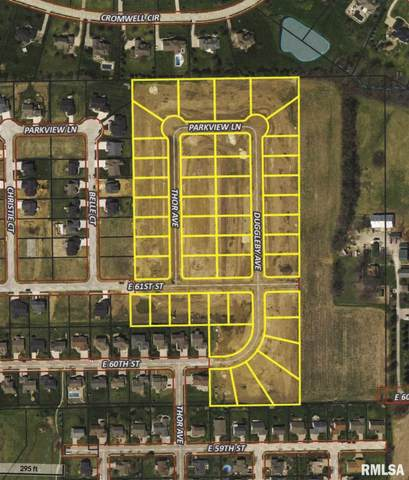 6108 Thor Avenue, Davenport, IA 52807 (#QC4210961) :: Adam Merrick Real Estate