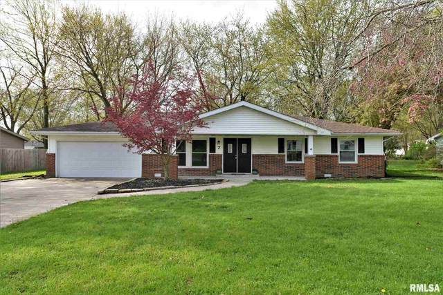 7 Edgewood Drive, Auburn, IL 62615 (#CA999330) :: Killebrew - Real Estate Group