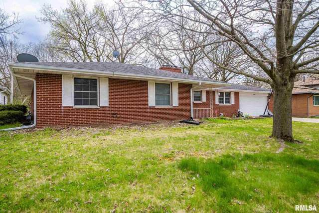 4001 N Brookdale Place, Peoria, IL 61614 (#PA1214520) :: Killebrew - Real Estate Group