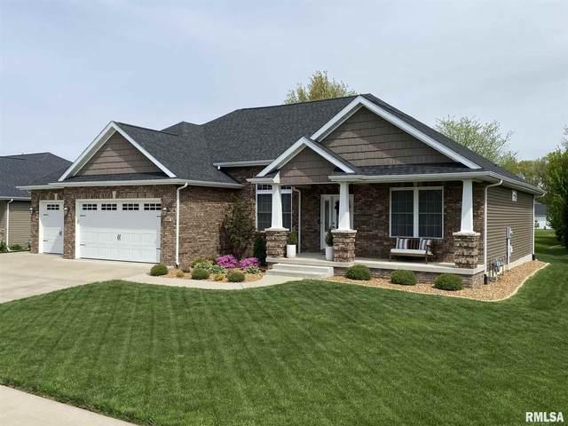 2807 Castlerock Ridge Street, Springfield, IL 62711 (#CA999455) :: Paramount Homes QC
