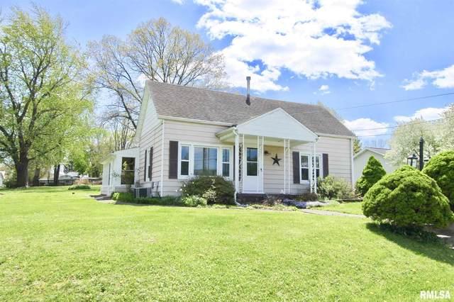 812 E Madison Street, Riverton, IL 62561 (#CA999459) :: Killebrew - Real Estate Group