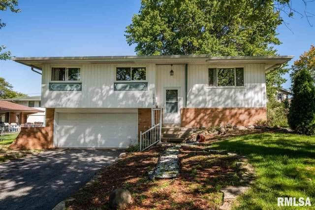 1613 W Burnside Drive, Peoria, IL 61614 (#PA1214750) :: Paramount Homes QC