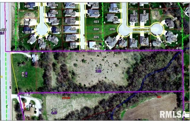 1530 N Main, Chatham, IL 62629 (#CA999591) :: Paramount Homes QC