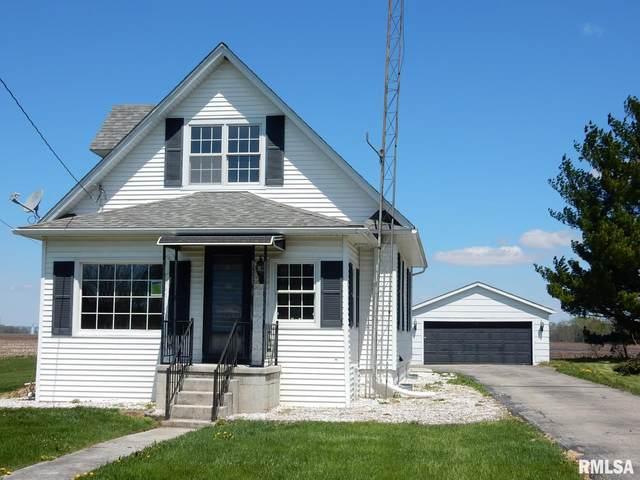 30900 Miller Avenue, Athens, IL 62613 (#CA999601) :: Killebrew - Real Estate Group