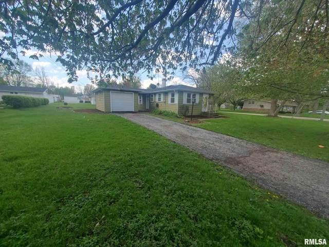 516 W Ash Street, Elmwood, IL 61529 (#PA1214840) :: Adam Merrick Real Estate