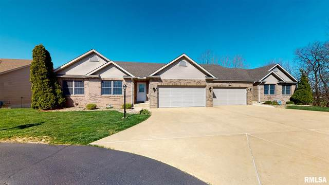7501 N Villa Lake Drive, Peoria, IL 61614 (#PA1214929) :: Killebrew - Real Estate Group