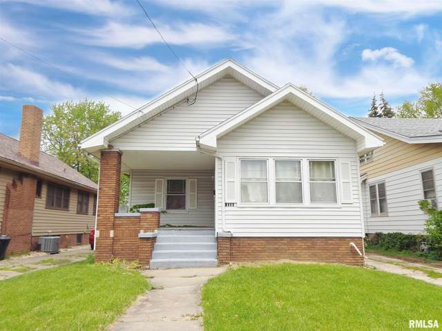 2111 W Barker Avenue, West Peoria, IL 61604 (#PA1215001) :: Paramount Homes QC