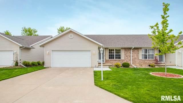 204 Marvin Court, Germantown Hills, IL 61548 (#PA1215067) :: Adam Merrick Real Estate