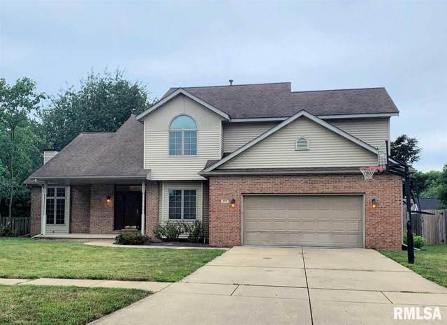 307 Breckenridge Road, Chatham, IL 62629 (#CA999824) :: Killebrew - Real Estate Group