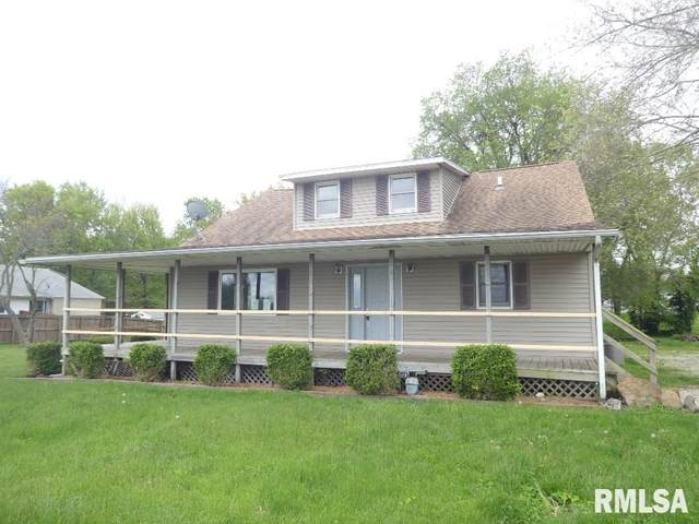 315 N Grand Avenue, Auburn, IL 62615 (#CA999844) :: Killebrew - Real Estate Group