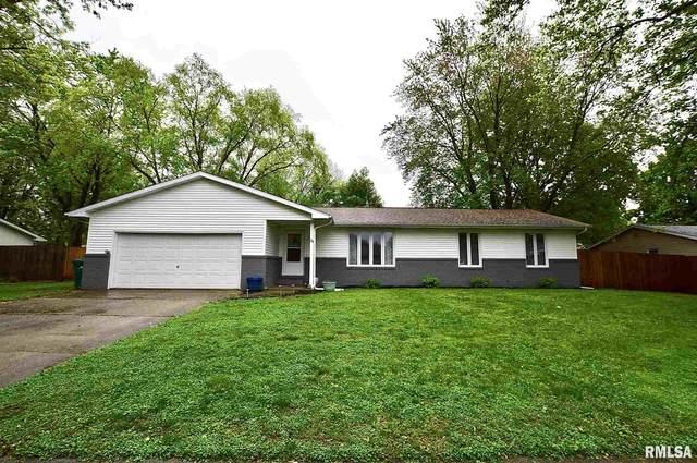 34 Partridge Drive, Chatham, IL 62629 (#CA999846) :: Killebrew - Real Estate Group