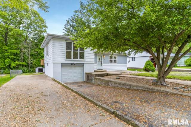 320 Maria Street, East Peoria, IL 61611 (#PA1215153) :: Paramount Homes QC